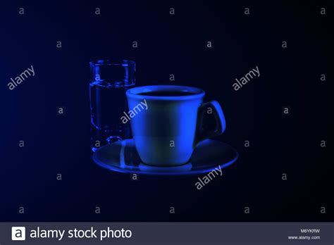 Black Coffee Aromatic ouzo refreshment stock photos ouzo refreshment