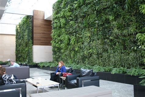 Landscape For Office The Winter Garden Modern Patio Calgary By Greenery
