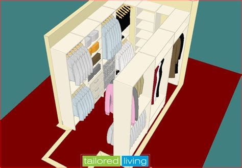 3d Closet Design by Walk In Closet 3d Design Traditional Toronto By