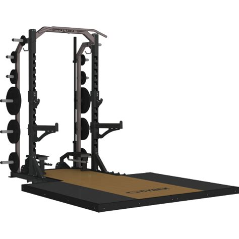 How To Rack 9 by Big Iron 9 8 Half Rack Cybex