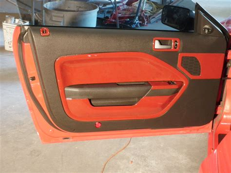 mustang upholstery replacement door panel peeling help page 3 the mustang source