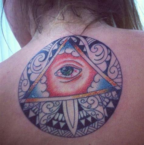 tattoo mandala colorida mandala com olho que tudo v 234 tatuagem com tatuagens