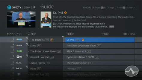 wait    directv menus grey  black  solid signal blog