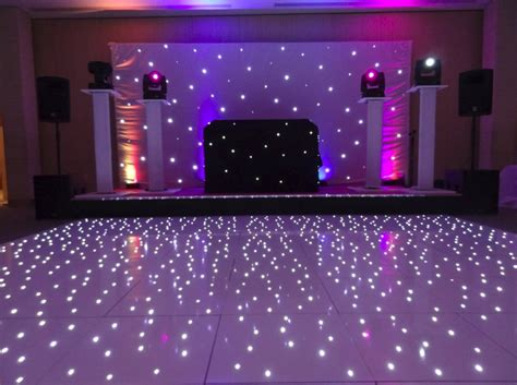 Led Dance Floor Hire Norwich Connections Entertainment
