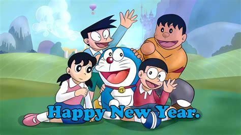 Doraemon New Year doraemon network happy new year 2014