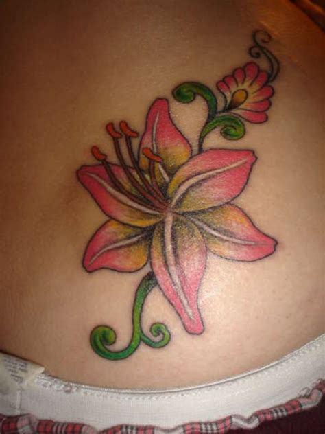 tiger lily flower tattoo designs quot tiger quot free designs flowers matt gdr07