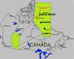 peace river canada map about peace river cabins and outdoors