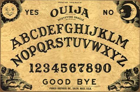 tavola ouija testimonianze universo ignoto ufologia indipendente e misteri