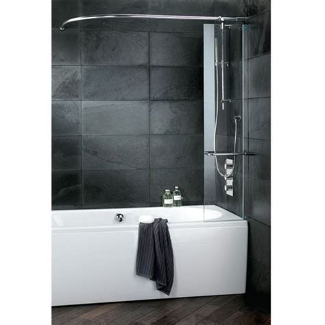 atlas shower curtain bath screen bathstore