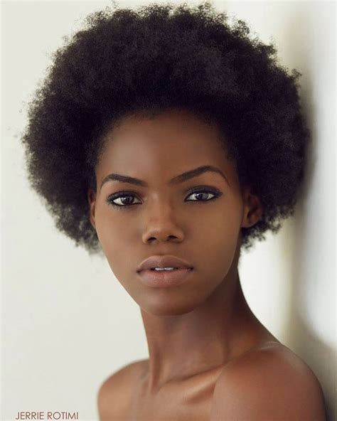 short kinky hair styles see this instagram photo by chika7star portrait