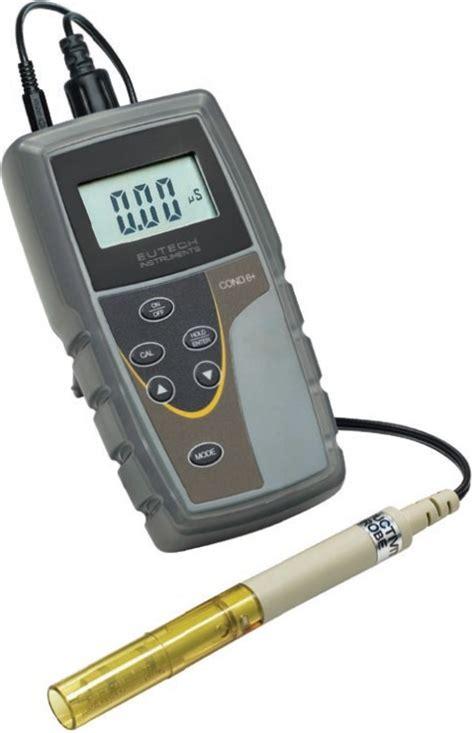 Ec Meter ec con6 03k plus ecoscan con 6 conductivity meter with