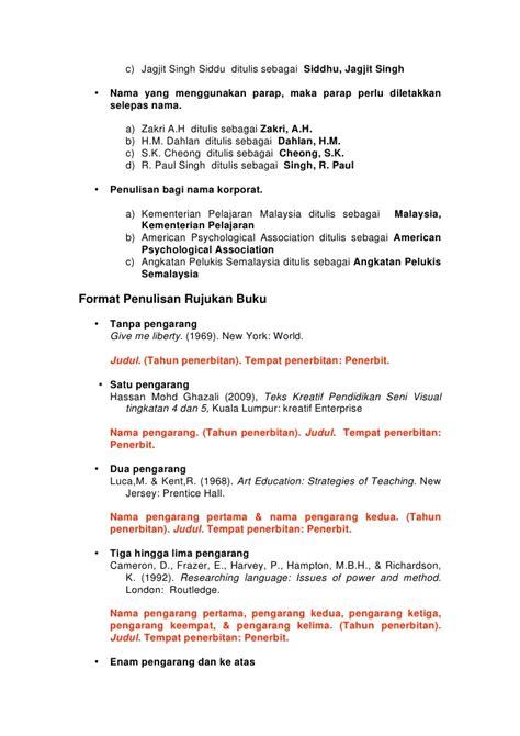format artikel dalam majalah cara penulisan bibliografi