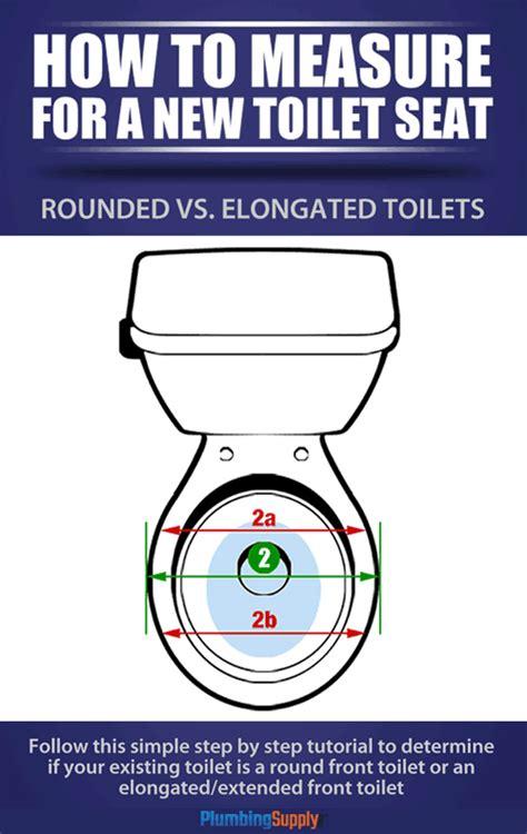 measure   toilet seat   information