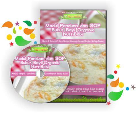 Buku Lengkap Ebi pilih paket kemitraan bubur bayi bubur bayi organik