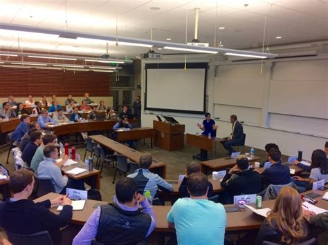 Stanford Mba Class Tour by Stanford Department Of Commerce