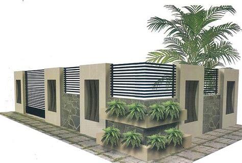 contoh pagar tembok minimalis rumah minimalis 2015 new style for 2016 2017
