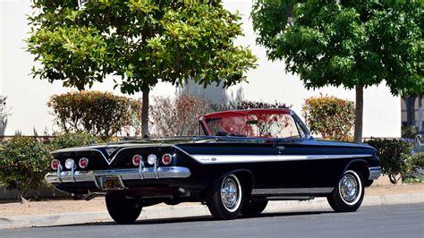 1961 chevrolet impala ss 1961 chevrolet impala ss convertible s26 monterey 2015