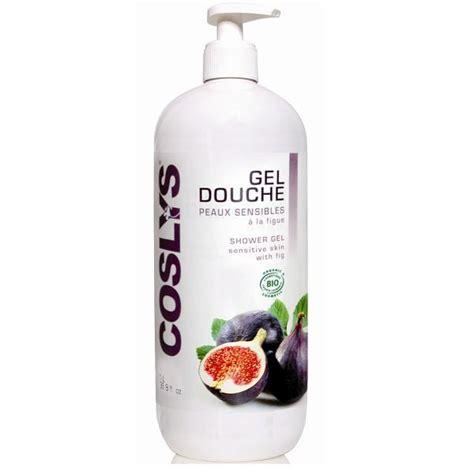 Organic Shower Gel by Organic Shower Gel Sensitive Skin 1l Coslys Shop