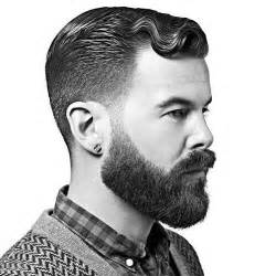 haircuts that go with beards best hairstyles for beards guide with pictures and advice