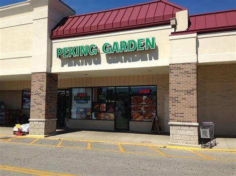Peking Garden Chaign by Peking Garden Order Menu Reviews Dillonvale