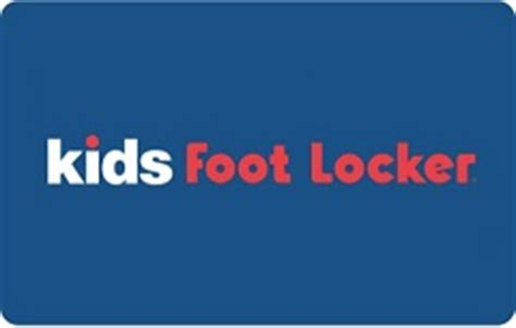 Foot Locker Valentines Gift Card - buy kids foot locker gift cards giftcardplace