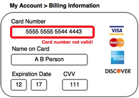 Sle Credit Card Test Numbers Anatomy Of An Account Takeover Attack
