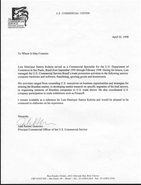 Reference Letter Vs Referral Letter Reference Letter