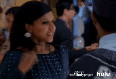 mindy kaling yes gif mindy kaling yes gif by hulu find share on giphy