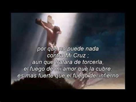 la oracion de santa cruz oracion a la santa cruz youtube