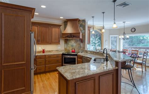kitchen ideas for medium kitchens newest designs in traditional kitchen remodeling