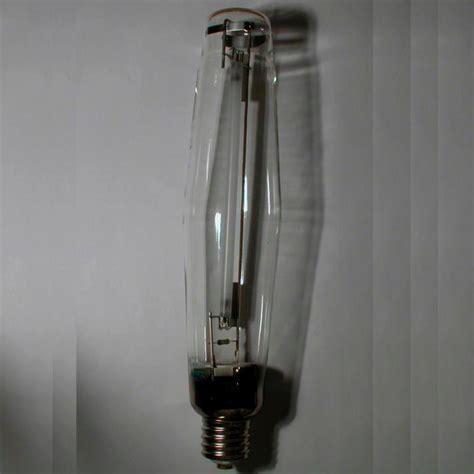 Sodium Vapor Light by High Pressure Sodium Vapor Bulb A Sle Of The Element
