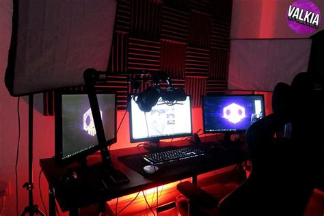 lurik set how to be a twitch streamer 7 top tips from valkia