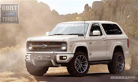 future of ford bronco autos post