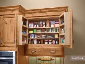 kitchen wall pantry cabinet kraftmaid multi storage kitchen wall pantry rustic