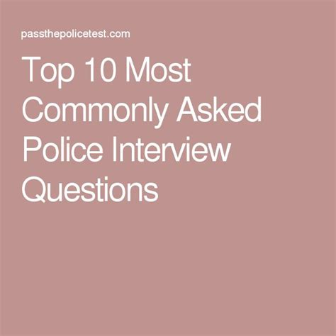 30 most common interview questions and answers