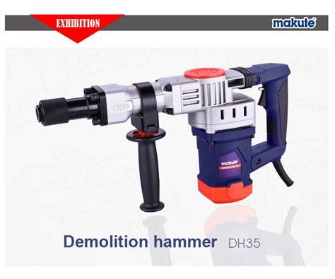 Mesin Demolition Hammer Makute Dh35 demolition hammerdh35