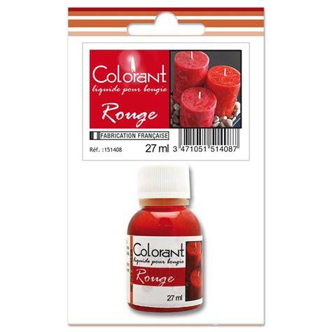 coloranti per candele colorante liquido per candele rosso x27ml perles co