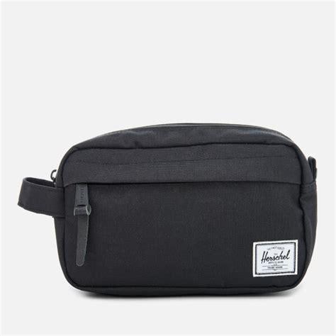 Travel Bag Kanvas Karakter Frozen Black herschel supply co s chapter carry on wash bag black clothing thehut