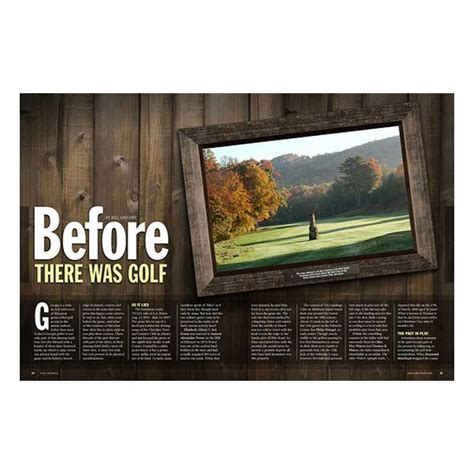 good page layout design exles five great magazine layout inspirations