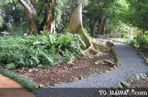 Oahu Botanical Gardens Wahiawa Botanical Garden Oahu