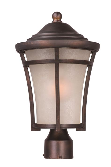 Balboa Dc 1 Light Medium Outdoor Post Outdoor Pole Post Outdoor Pole Lighting Fixtures