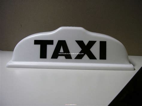 Taxi Light by China Taxi Sign Top Light Housing Photos Pictures Made In China