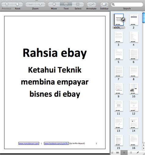Cara Membuat Iklan Di Ebay | pakej ebay intelligence panduan ebay jom urus duit