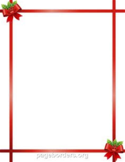 printable christmas borders for word 1000 images about page borders and border clip art on