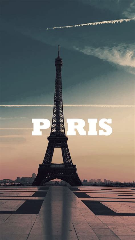 Wallpaper Iphone 6 Eiffel | paris eiffel tower typography iphone 6 wallpaper hd free