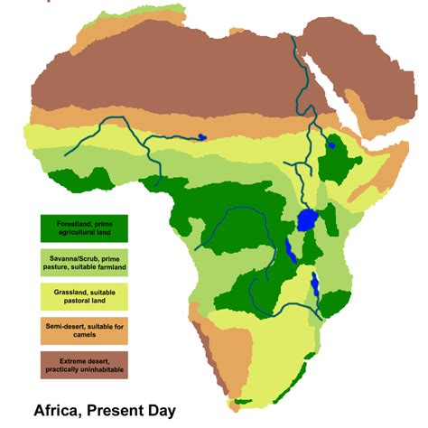 africa map today file africa climate today png wikimedia commons