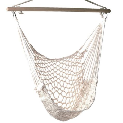 Tree Hammock Chair Zingz Thingz Woven Tree Hammock Chair