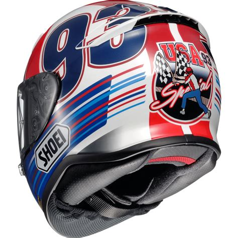 Motorradhelm Test Shoei Nxr by Shoei Nxr Marquez Indy Tc 2 Helmet 183 Motocard