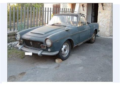 Sparepart Fiat 1100 fiat 1200 cabriolet spare parts for sale on car and