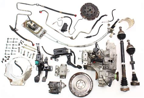 transmission control 2002 volkswagen golf spare parts catalogs manual transmission swap parts kit 99 05 vw jetta golf mk4 02j 5 speed 2 0 czm ebay